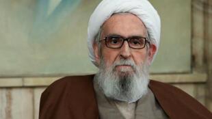 عباس واعظ طبسی، تولیت آستان قدس رضوی