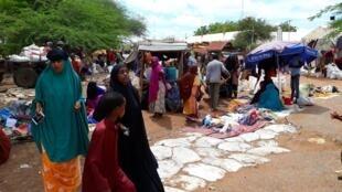 Dadaab, kambi ya kwanza iliyofunguliwa mwaka wa 1991, tangu wakati huo imekuwa mji wa kambi ya wakimbizi.