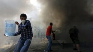 Sétimo dia de protestos na Turquia contra o governo do primeiro-ministro Recep Tayyp Erdogan.