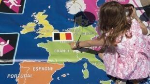 A França, a Bélgica e a Grécia restabelecem a livre circulação esta segunda-feira. 15 de Junho.