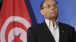 Moncef Marzouki, originaire du sud tunisien, est soutenu par 76 % des habitants de Tataouine.