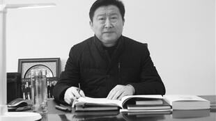 湖北荊門市委常委、市委秘書長廖明國資料圖片