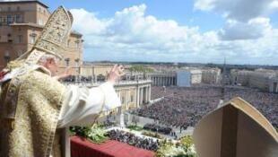 Đức Giáo Hoàng Benedicto 16.