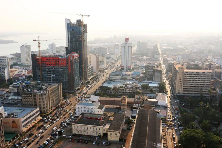 Maputo. Imagem de arquivo.
