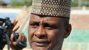 Shugaban hukumar kwallon Najeriya Aminu Maigari