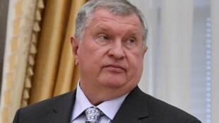 Rosneft Sechin