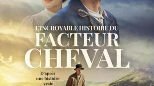 Affiche du film «Le Facteur cheval» de Nils Tavernier.
