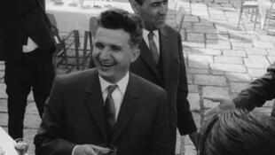 """Fotograma de """"La autobiografía de Nicolas Ceaucescu"""""""