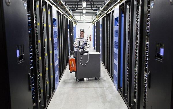 全球四千多個數據庫之一
