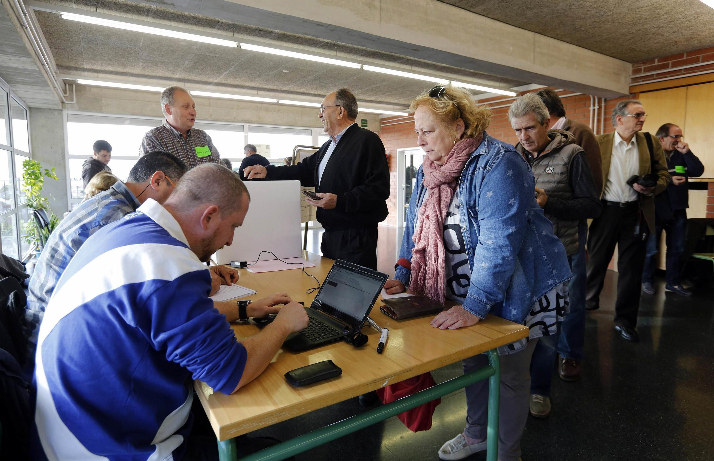 Неформальный референдум в Каталонии по вопросу о независимости от Испании 9 ноября 2014