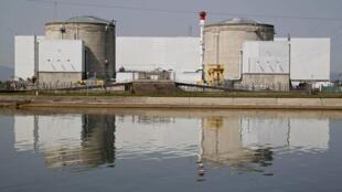 Nhà máy điện nguyên tử Fessenheim, Pháp