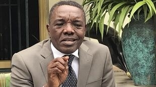 André-Alain Atundu, porte-parole du FCC.