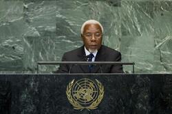 Embaixador angolano junto das Nações Unidas, Ismael Martins