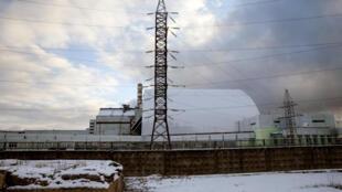 Usina desativada de Chernobyl, na Ucrânia.