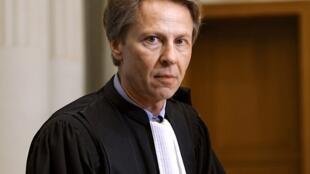 Luc Frémiot, avocat général, auteur de «Je vous laisse juges», aux éditions Michel Lafon.