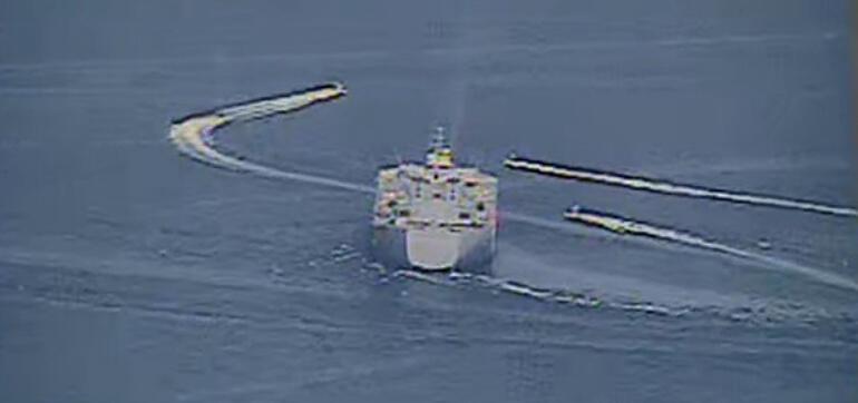 هفته گذشته ناوگان پنجم نیروی دریایی آمریکا در بیانیهای اعلام کرد که روز ۱۵ آوریل /۲۷ فروردین یازده قایق نیروی دریایی سپاه در خلیج فارس چند بار به نحو تحریک کننده و پر مخاطره ای به ناوهای آمریکایی پولر، پال همیلتون، فایربولت، سیروکو، رنگل، و یو اس سی جی سی مائوی در آبهای بینالمللی در خلیج فارس نزدیک شده اند و از جمله وارد محدوده ۱۰ یاردی ( حدود ۹ متری) کشتی «مائوی» شدند.