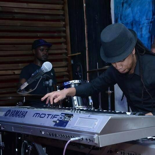 Samuel Yirga in concert