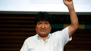 Ex-presidente boliviano, Evo Morales, retorna ao país nesta segunda-feira de seu exílio na Argentina.