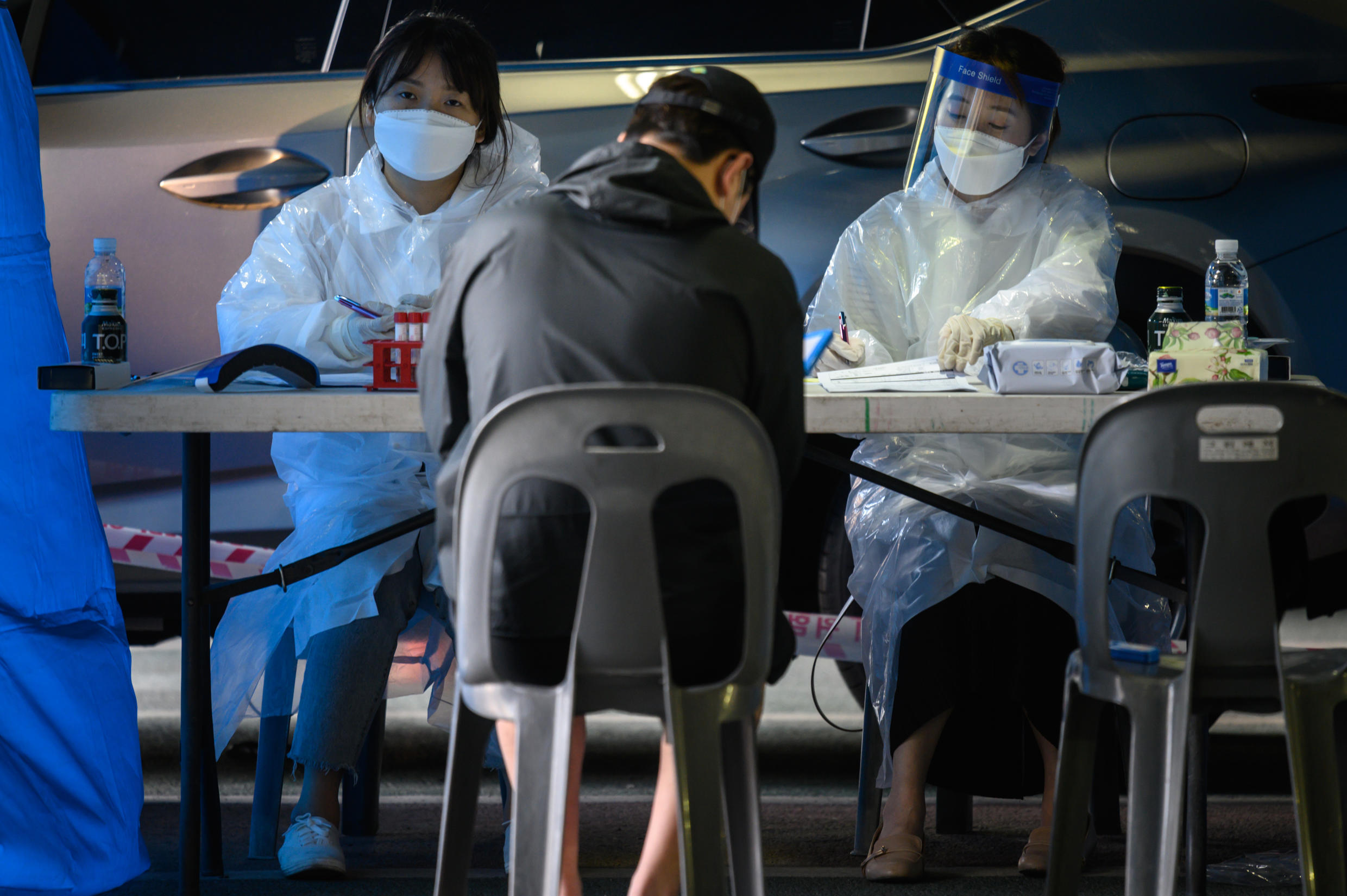 An outbreak at a warehouse of e-commerce firm Coupang in Bucheon, west of Seoul, has seen 69 cases