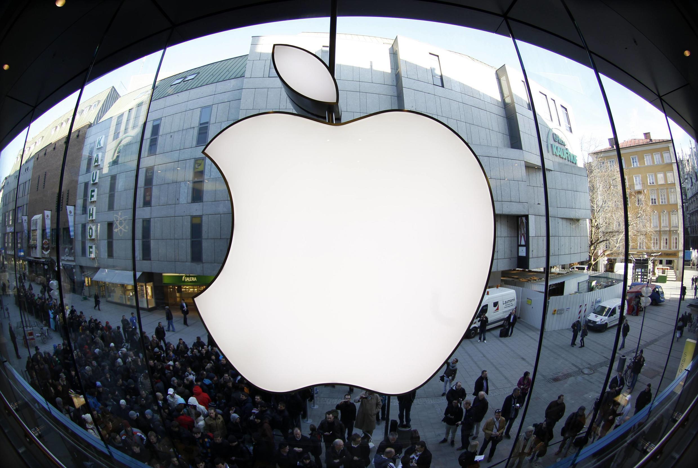 Lojas autorizadas da marca de produtos tecnológicos Apple representam 87% de sua receita
