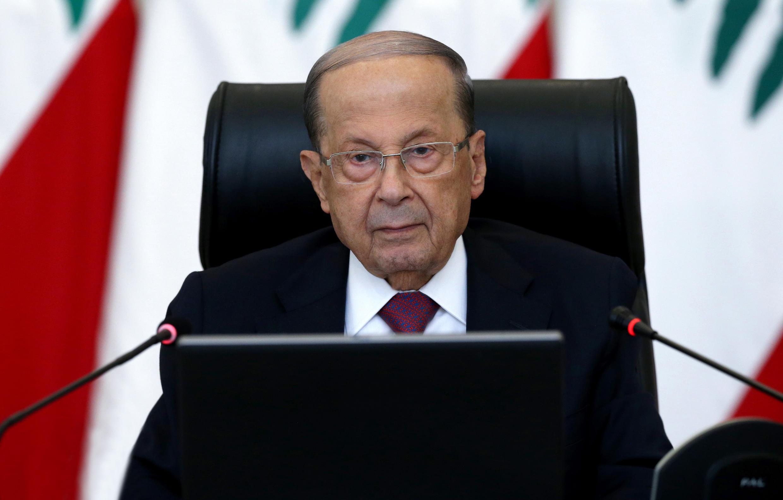 O presidente do Líbano, Michel Aoun, pede para que se proclame um Estado laico em seu país.