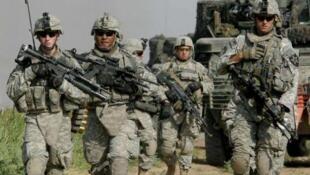 关于美国特种兵的报道图片