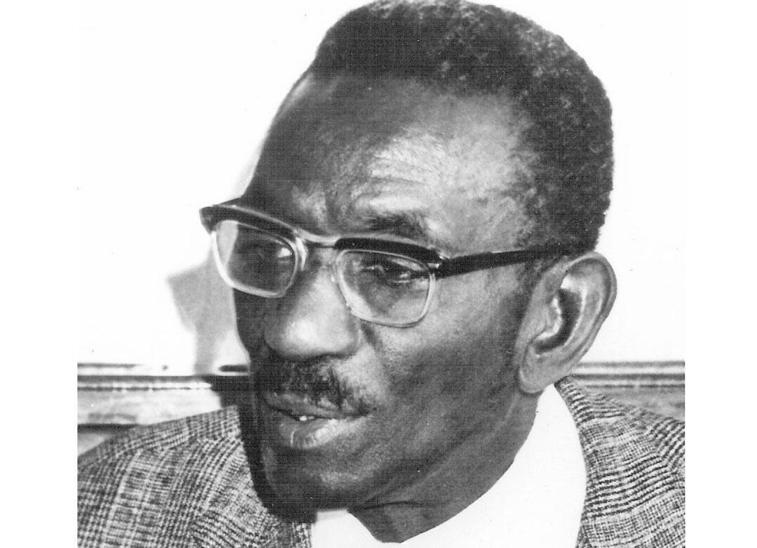 Cheikh Anta Diop (1923-1986) fut un pionnier de la recherche historique africaine et de l'égyptologie moderne.
