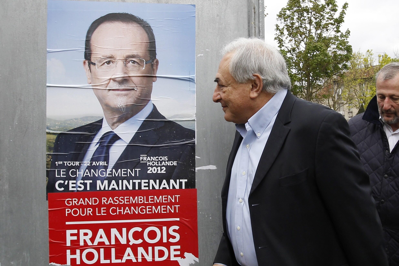 Dominique Strauss-Kahn vio hundirse su sueño de convertirse en presidente tras el escándalo sexual. Finalmente sería François Hollande el candidato socialista a la presidencia.