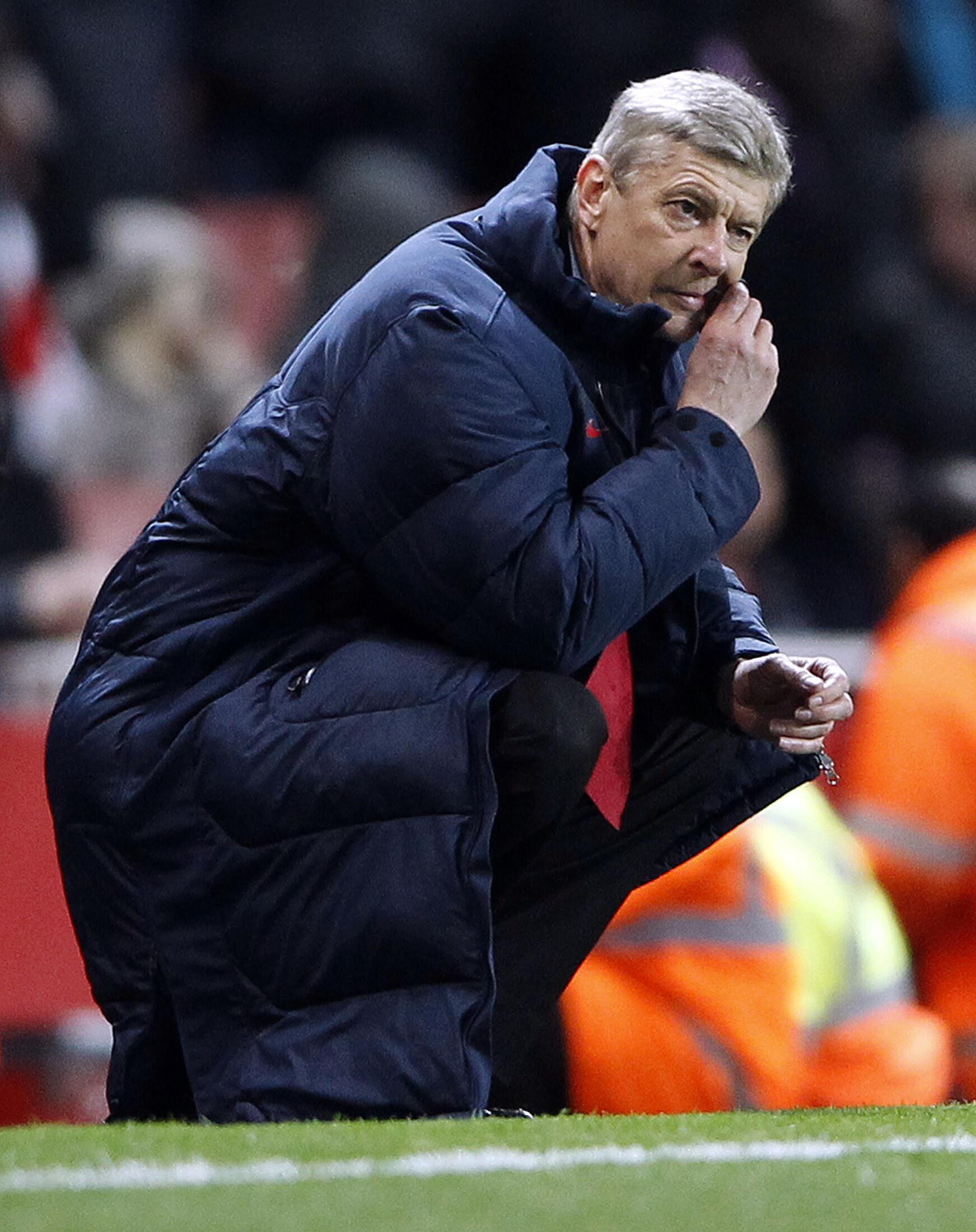 Meneja wa klabu ya Arsenal, Arsene Wenger akibaini kwamba matumani ya kuifunga Manchester City walikua nayo kabla hata ya mchezo kuanza.