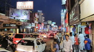 Les embouteillages étaient déjà fréquents dans la ville de Bangalore comme ici en 2011, mais ils ont pris une nouvelle proposition suite à des travaux concernant le métro et le périphérique de la ville.