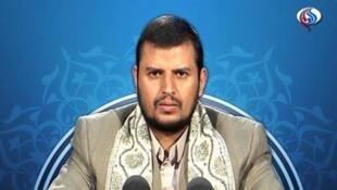 عبدالملک حوثی، رهبر گروه شبه نظامیان شیعه حوثی در یمن