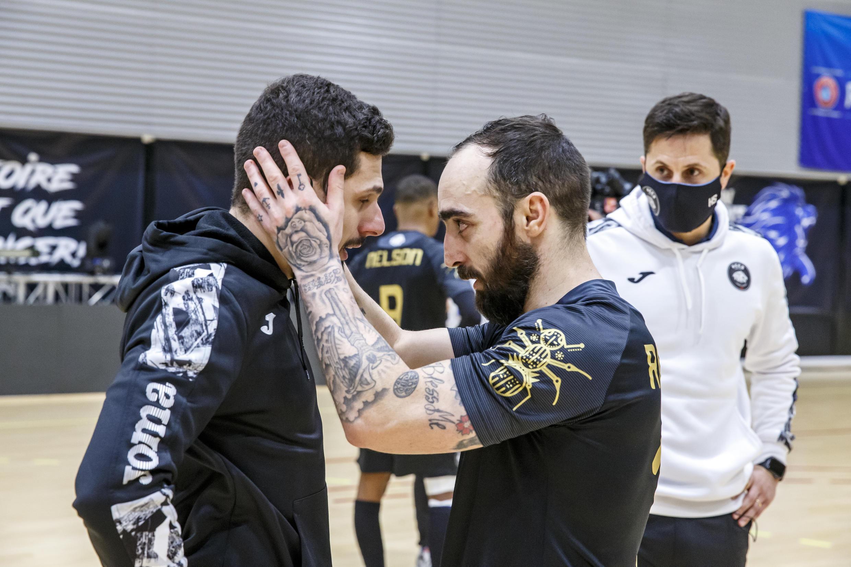 Ricardinho - Bruno Coelho - Futsal - Desporto - Accs - Paris - Sport