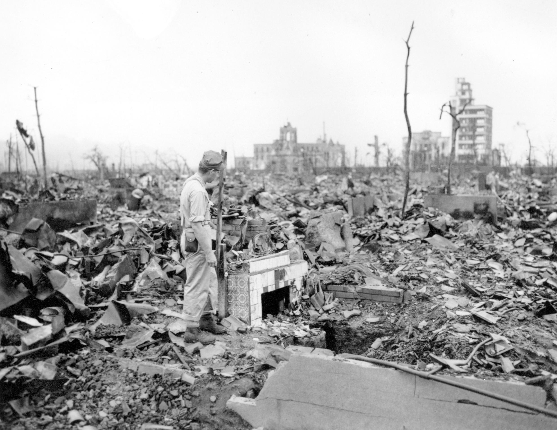 Japon - Hiroshima - bombe nucléaire