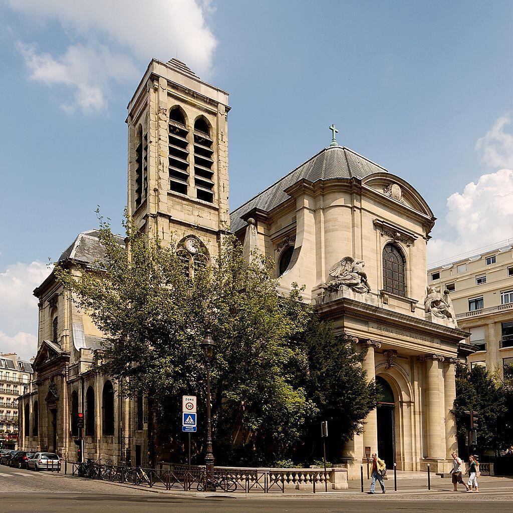 Saint-Nicolas-du-Chardonnet_Paris Church Eglise