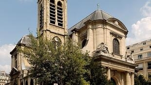 Saint-Nicolas-du-Chardonnet_Paris Church Eglise