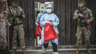 Las autoridades de la salud señalan que los aumentos de contagios son indicios de una segunda ola de la pandemia en Perú, que con poco más de un millón de casos y 38.200 decesos seguirá en estado de emergencia sanitario al menos hasta marzo