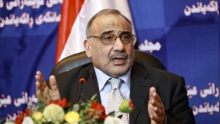 عادل عبدالمهدی، نخست وزیر عراق، روز چهارشنبه ٢۵ سپتامبر/ ٣ مهر، در ریاض با محمد بن سلمان، ولیعهد عربستان، دیدار و گفتگو کرد