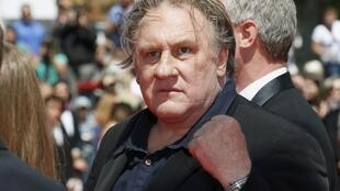 Gerard Depardieu always maintained the accusations of rape were false. REUTERS/Regis Duvignau