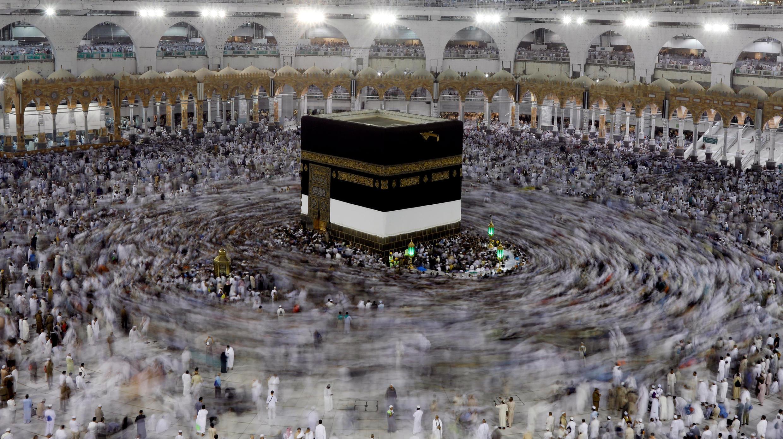 Cidade santa da Meca.