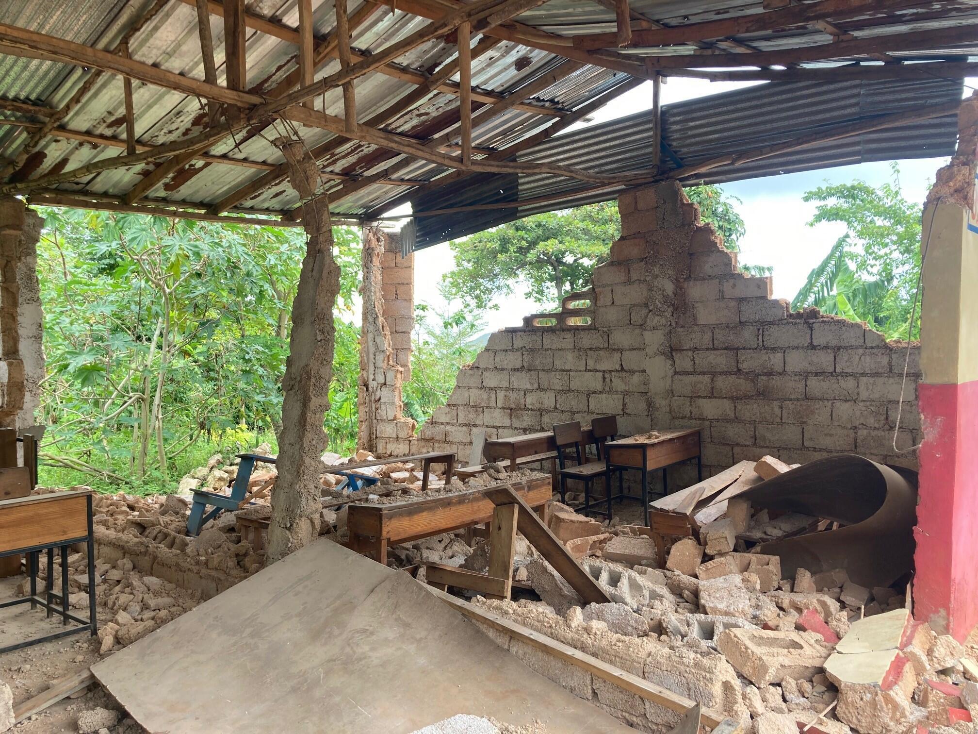 haiti-école-reconstruction