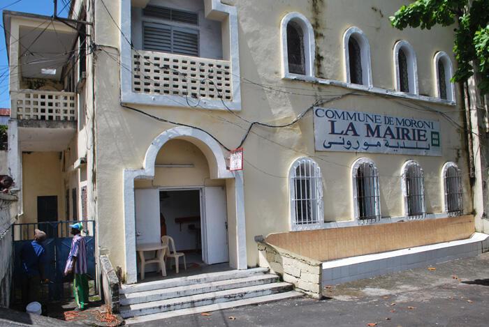 Les élus français venus de Dunkerque, Seine-Saint-Denis ou encore l'île de la Réunion, ont travaillé avec les maires des Comores.