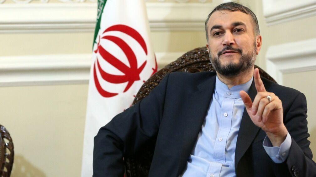 IRAN_AmirAbdollahian_Diplomate