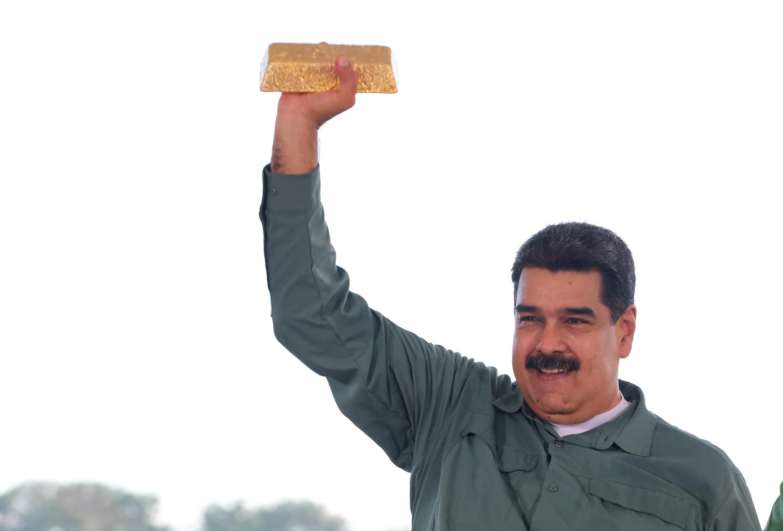 O presidente venezuelano Nicolás Maduro é candidato à reeleição em 2018.