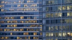 Bureaux de la Commission européenne à Bruxelles.
