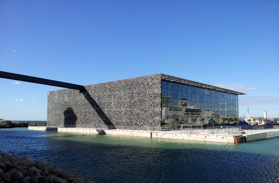 Le MUCEM ouvre le 7 juin 2013.