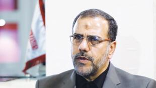 حسینعلی امیری، قائم مقام وزیر کشور جمهوری اسلامی ایران