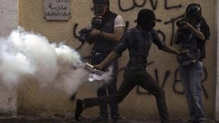 Hoje é o quarto dia de violências consecutivas no Egito