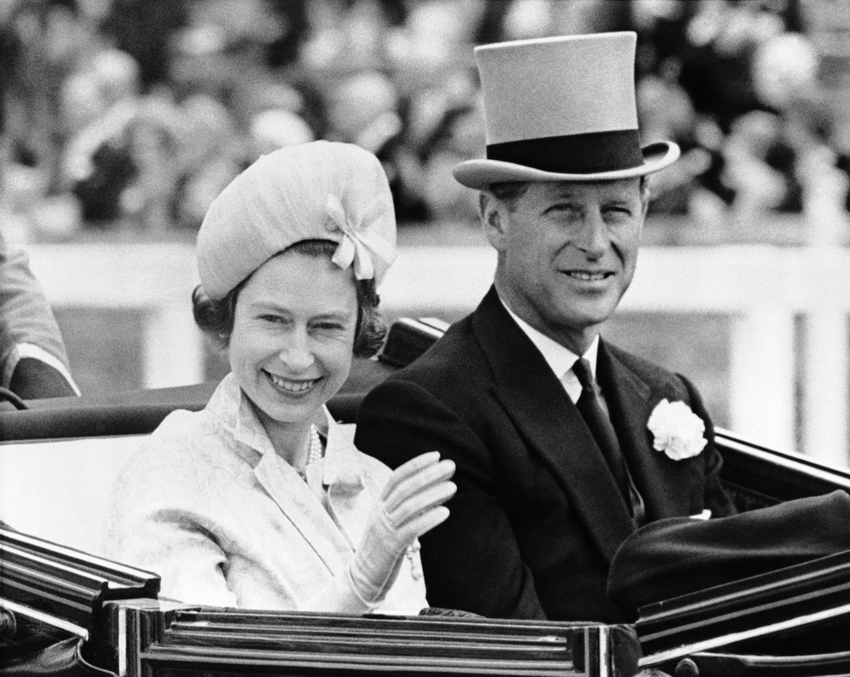 GB - Prince Philip - reine Elizabeth