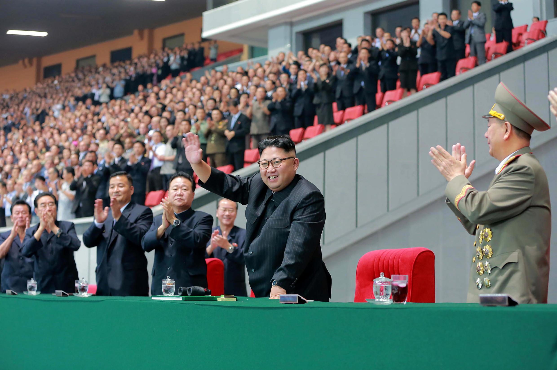 Lãnh đạo Bắc Triều Tiên Kim Jong-un