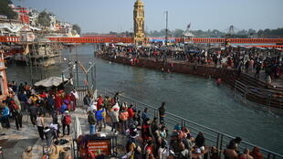 Several million people are expected to throng Haridwar over the coming seven weeks